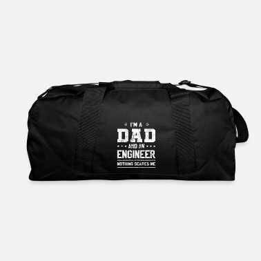 Fathers Day Father Father's Day engineer - Duffel Bag
