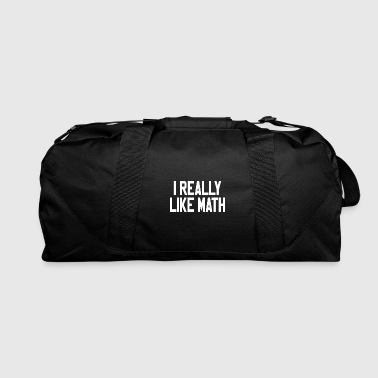 Maths Teacher Math math teacher - Duffel Bag