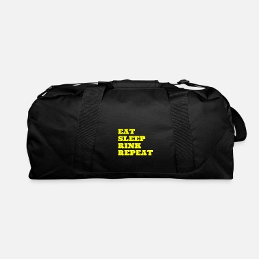 Ice Hockey Player Present Funny gift present coach - Duffle Bag
