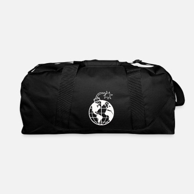 Environmental Protection Pollution Environmental Protection Mother Earth - Duffel Bag