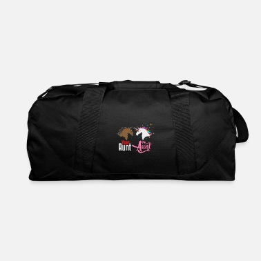 Aunt Your Aunt My Aunt Unicorn - Duffel Bag
