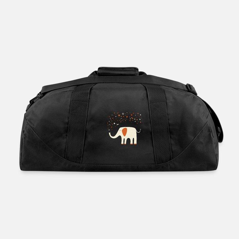 2fb4515ba2 Love Bags   backpacks - Cute Elephant - Duffle Bag black