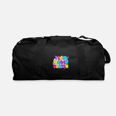 Kindergarten Team Kindergarten Kindergarten Teacher Gift - Duffel Bag
