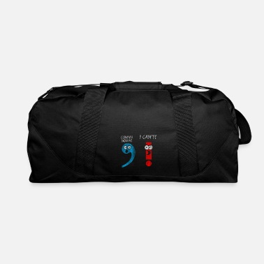 Language Language Grammar - Duffel Bag