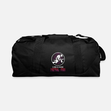 Metal Music Metal music fan - Duffel Bag