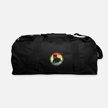 Idea rottweilers retro vintage - Duffel Bag