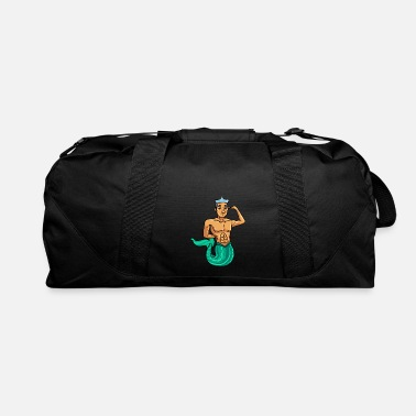 d7fbef0c30a7 Mermaid Security Funny Merman Swimming Party Gift Tote Bag