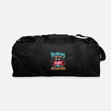 Read Reading Read - Duffle Bag