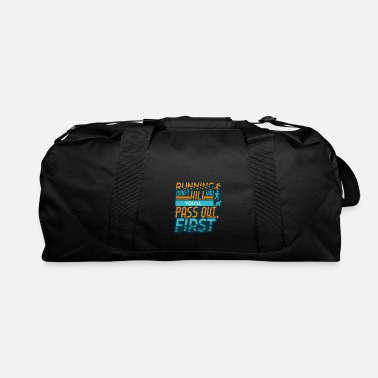 Funny Gym Funny Running Fitness For Gym Workouts - Duffle Bag