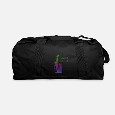 Painting Paint it - Duffle Bag