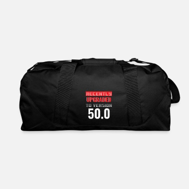 50 Birthday 50. Birthday - Duffle Bag
