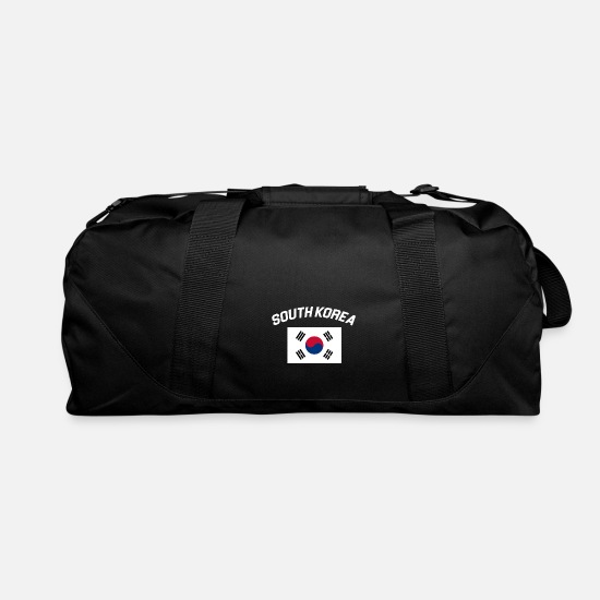 Korea Bags & Backpacks - South Korea - Duffle Bag black