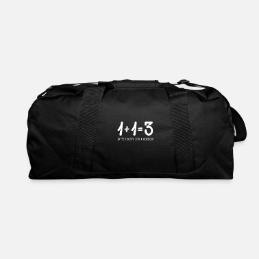 Funny funny quote - Duffle Bag