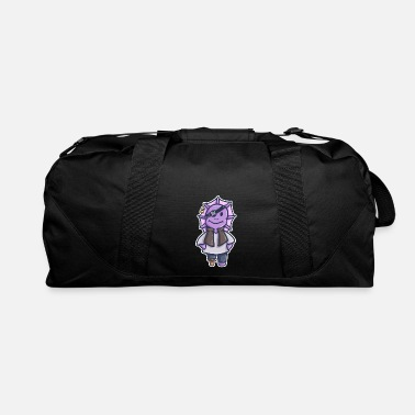 Eye Patch Pirate Dinosaur Eye Flap Captain - Duffle Bag