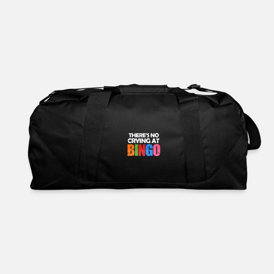 Play Bags & Backpacks - There's No Crying At Bingo - Duffle Bag black