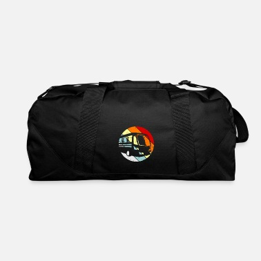 Us Bus Driver Gift Idea Funny Saying - Duffle Bag