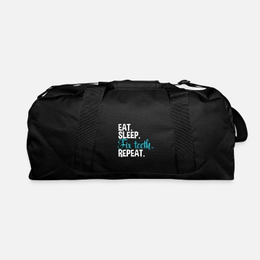 Tooth Dentist Dental Assistant - Duffle Bag