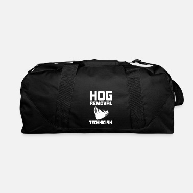 Hutning Hog Removal Technician Hunting Boar Pig - Duffle Bag