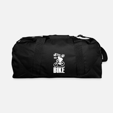 Bike Mountain Bike E Bike Bicycle Wheel Cycling Gift Id - Duffle Bag
