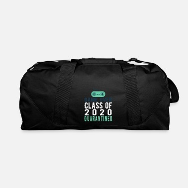 Senior Class Of 2020 Game Over Class of 2020 Quarantined funny gift - Duffle Bag