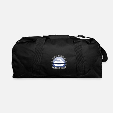 Attractive curling uncle - Duffle Bag