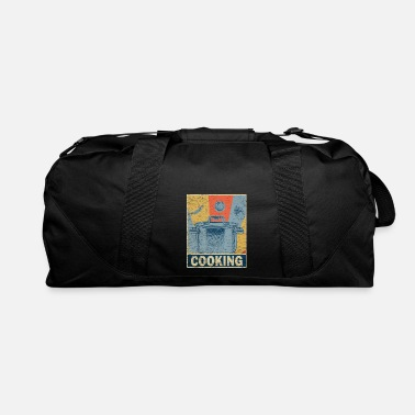 Cook Cooking - Duffel Bag