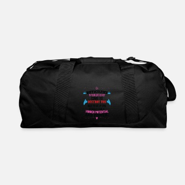 Motivational Quotes Motivational quote - Duffle Bag