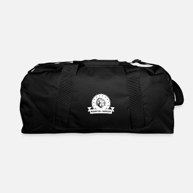 Genius Albert Einstein Imagination Important Knowledge - Duffle Bag