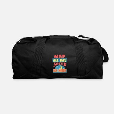 After-lunch Nap Sleeping - Duffle Bag