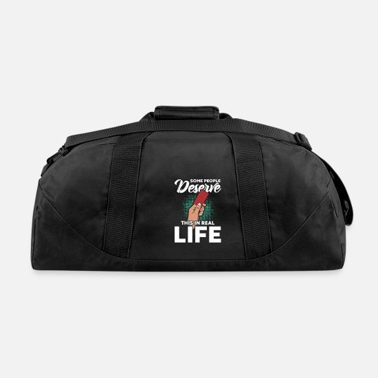 77afa5b0c Ball Bags & Backpacks - Soccer Coach Red Card World Champion - Duffle Bag  black
