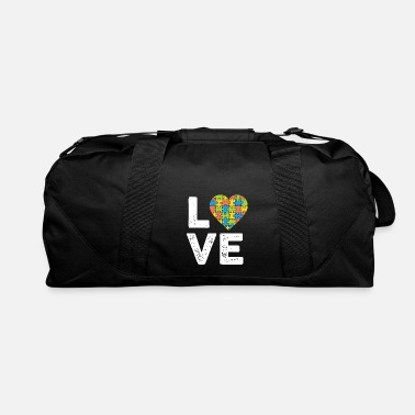 Piece Love of the Puzzle - Duffle Bag