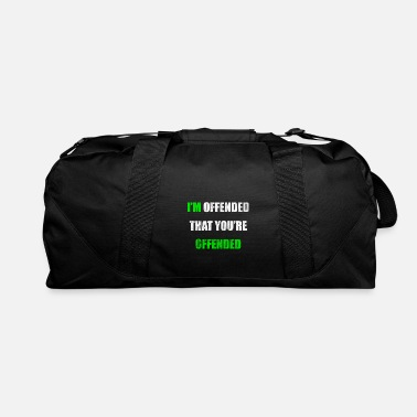 Attackers be attacked - Duffle Bag