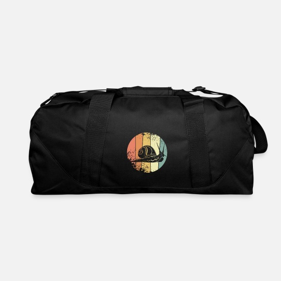 Running Bags & Backpacks - Snail - Duffle Bag black