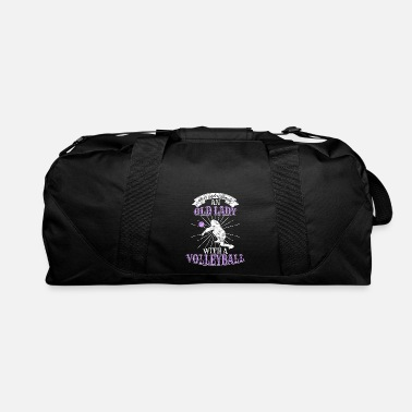 Volleyball Ladies Volleyball Lady - Duffle Bag
