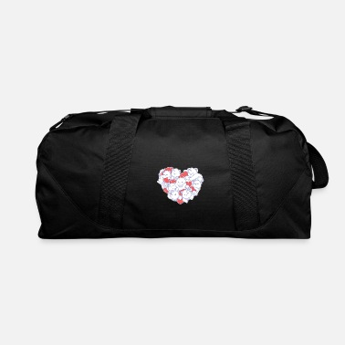 Steal Valentine's Day Polar Bear Hearts Pet Animal - Duffle Bag
