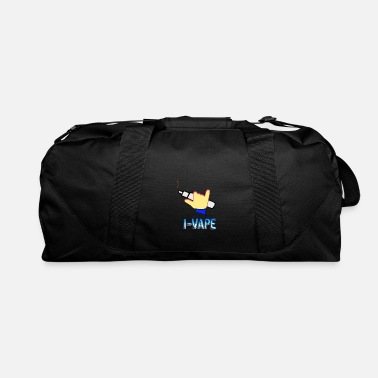 Steam Vape Vaping Steam Steaming Steam Steamer Gift - Duffle Bag