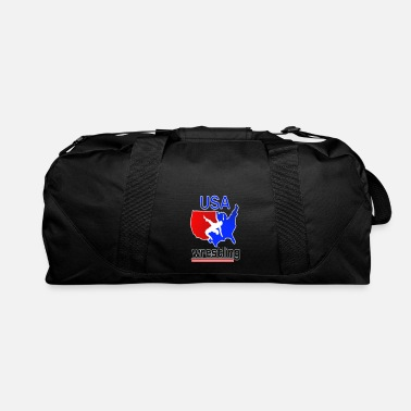 Usa USA Wrestling Tees - Duffel Bag