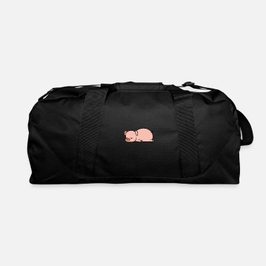 Sow Nope Today lazy Pig Piglet Bacon Gift - Duffle Bag