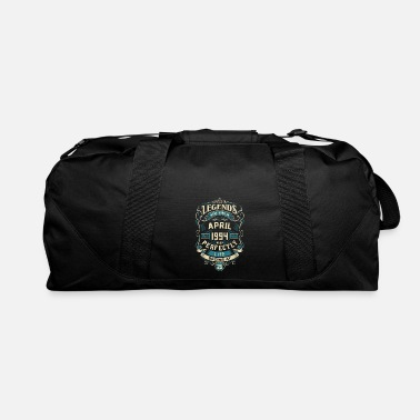 King Retro Vintage April 1994 birthday - Duffle Bag