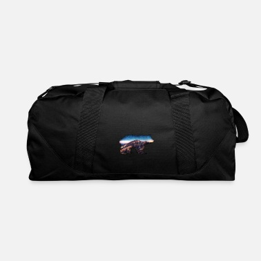 Montains papa bear montain - Duffle Bag