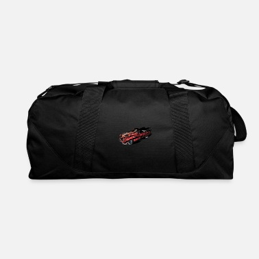 80kingz flaming_hotrods - Duffle Bag