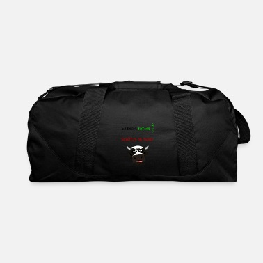Animal Welfare Protect the animals! Animal welfare! - Duffel Bag