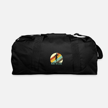 Running Running - Duffel Bag