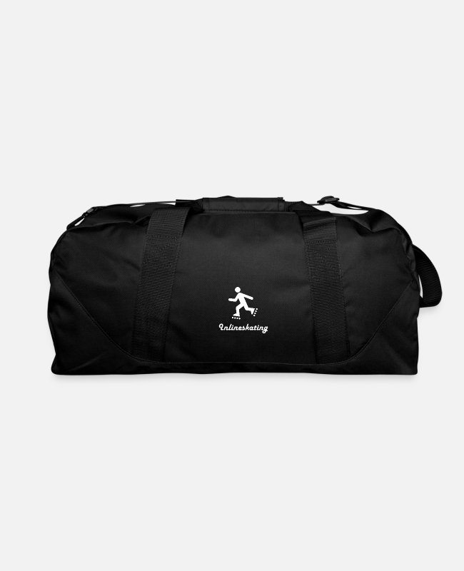 Wheel Bags & Backpacks - Inlineskaters - Duffle Bag black