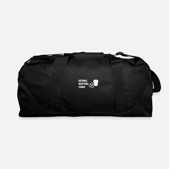 Movie Bags & Backpacks - Beer Pong Champ - Duffle Bag black