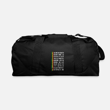 Dub reggae bible - Duffle Bag