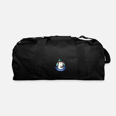 Bliss Winter Bliss | Holiday Penguin - Duffel Bag