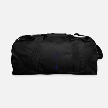 Web spider and web - Duffel Bag