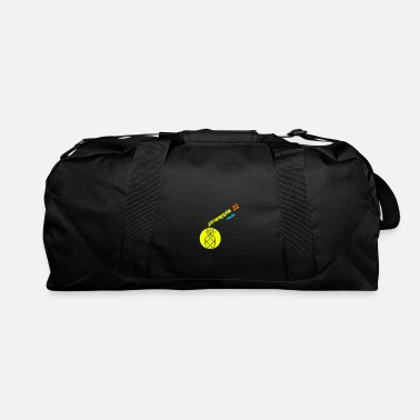 Pineapple And Soccer Pineapple 22 - Duffle Bag