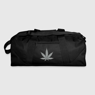 hemp leaf - Duffel Bag